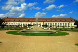 Orangerie, Ansbach